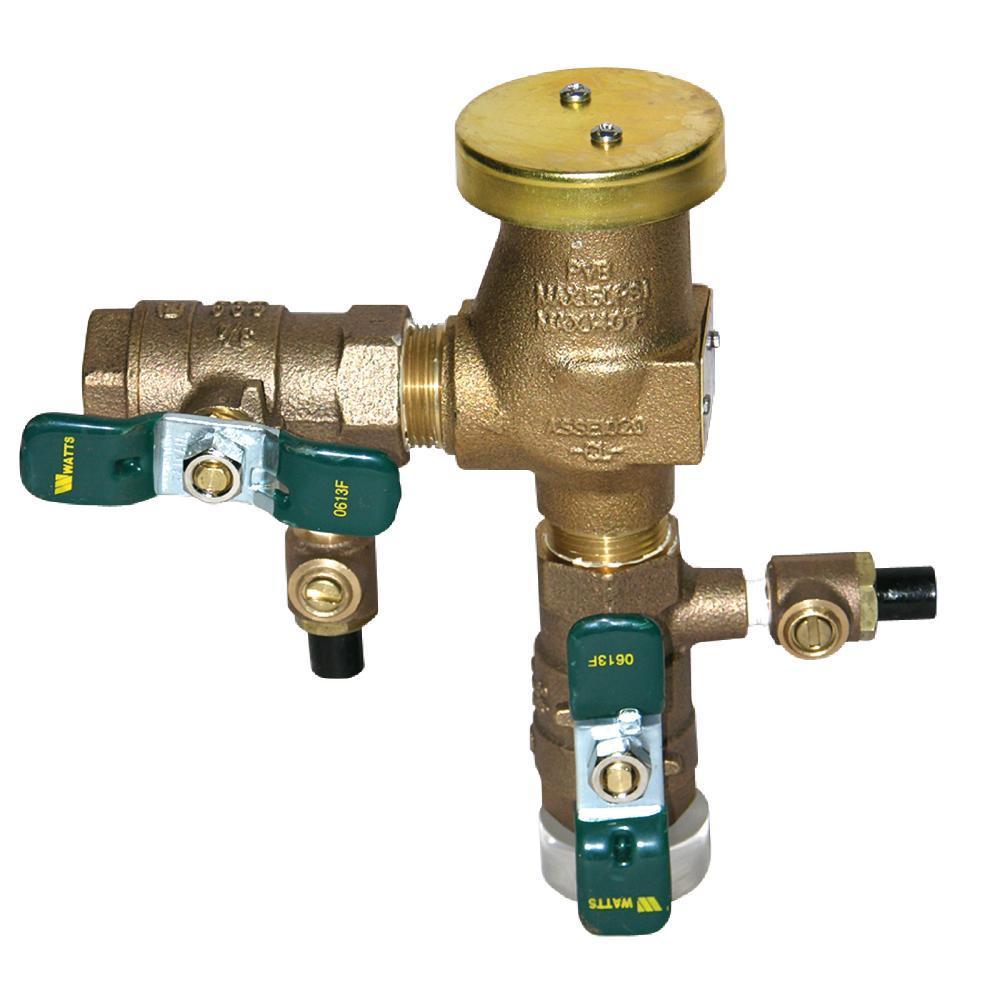 3/4 in. Lead Free Anti-Siphon Pressure Vacuum Breaker