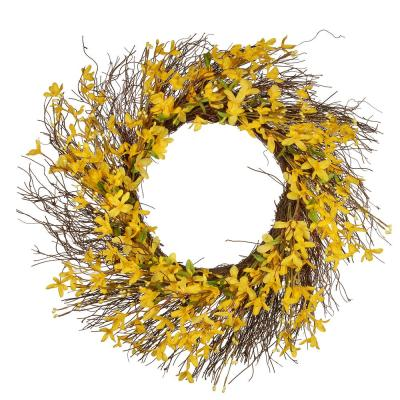 24 in. Spring Wreath