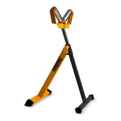 45.5 in. V-Roller Stand with 2-Rollers