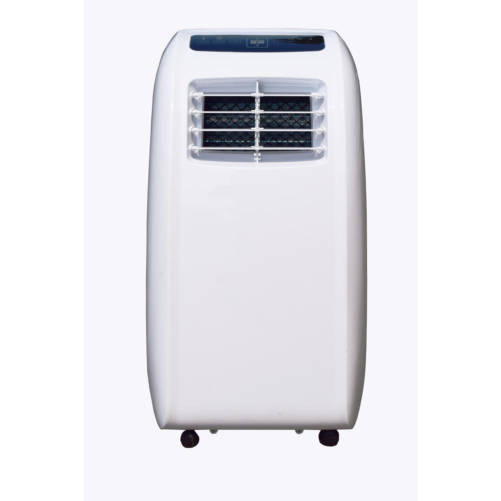 8,000 BTU Portable Air Conditioner Cooling/Dehumidifying with Remote  Control in