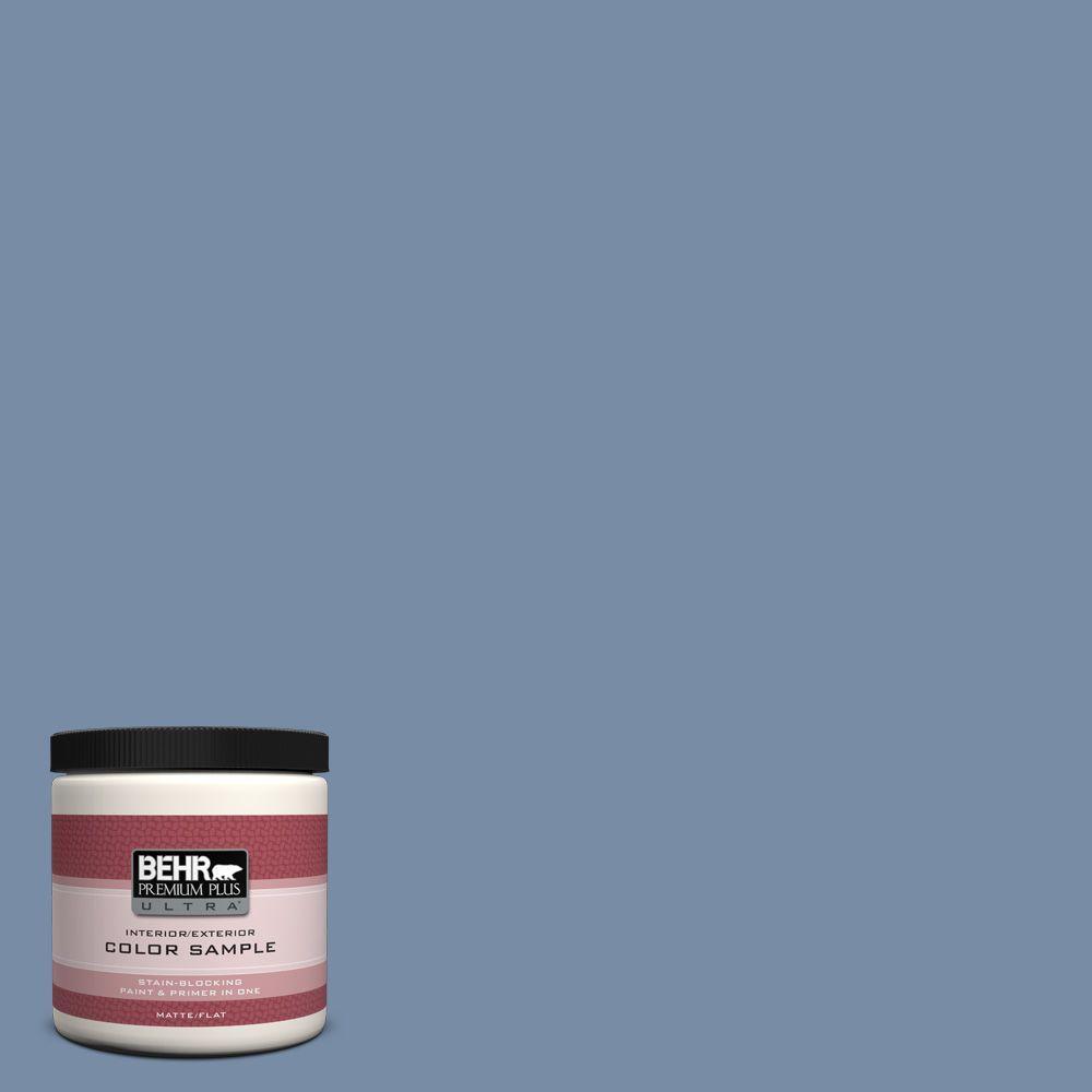 8 oz. #590F-5 Magic Spell Interior/Exterior Paint Sample