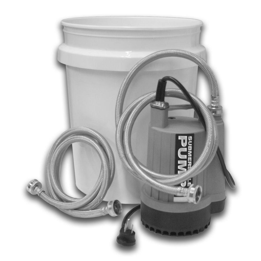 Tankless Flush Kit