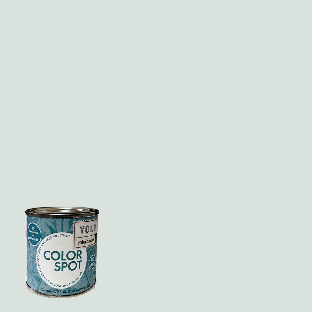 YOLO Colorhouse 8 oz. Bisque .06 ColorSpot Eggshell Interior Paint Sample-DISCONTINUED
