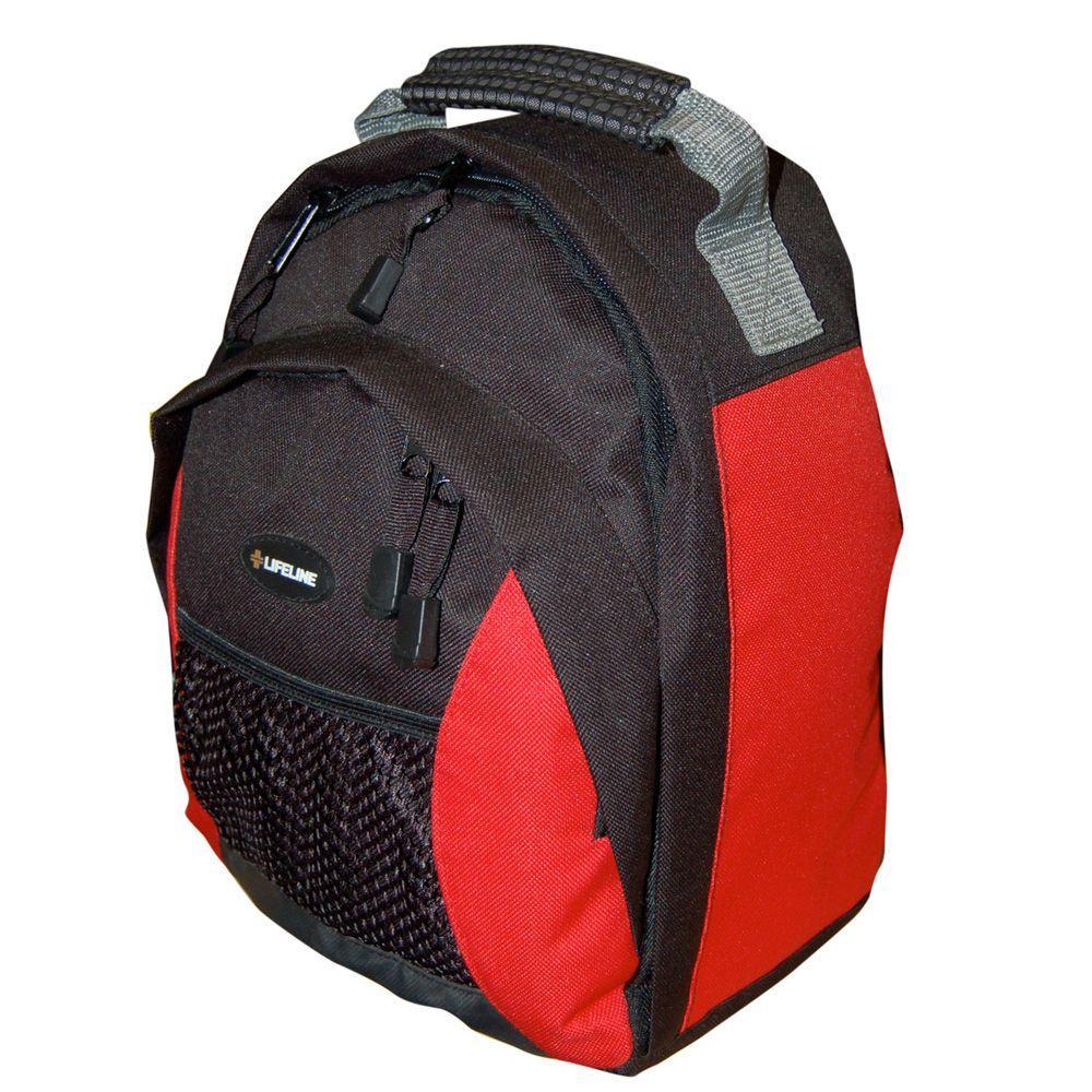 Lifeline Emergency Preparedness and First Aid Kit 58 Piece