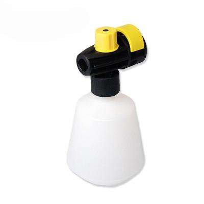 Electric Pressure Washer High Pressure Detergent Bottle