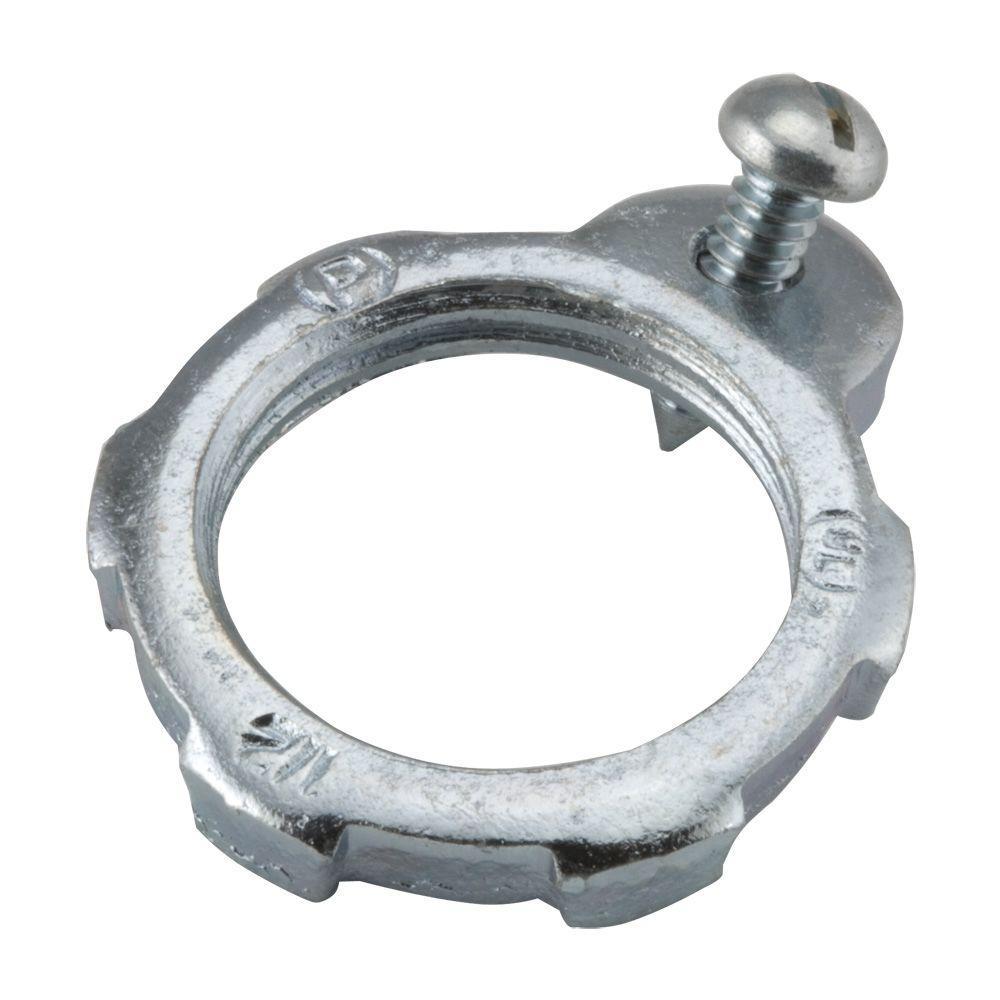 Rigid/IMC 1 in. Bonding Locknut (25-Pack)