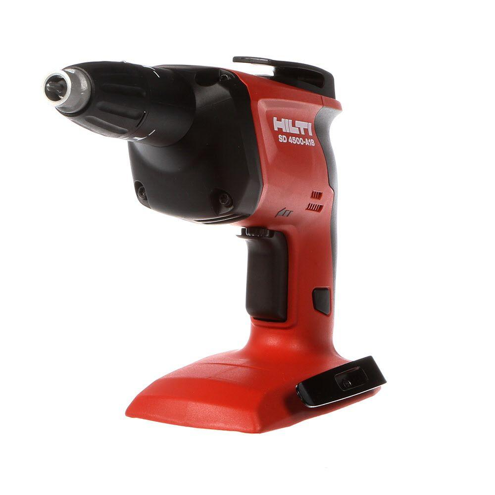 Hilti SD 4500-A18 18-Volt Cordless Screwdriver Tool Body (Tool-Only)