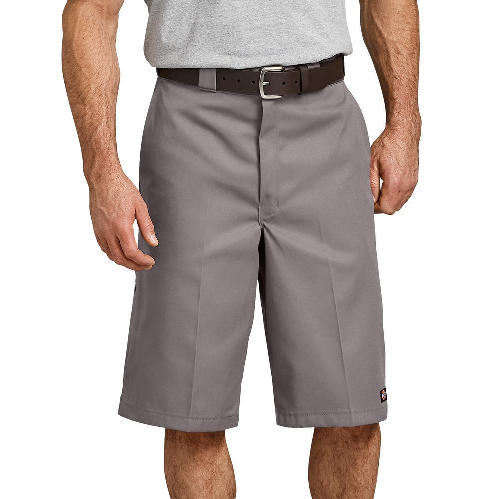 "13/"" Multi Pocket Work Shorts Dark Brown Shorts Pantalon Dickies"