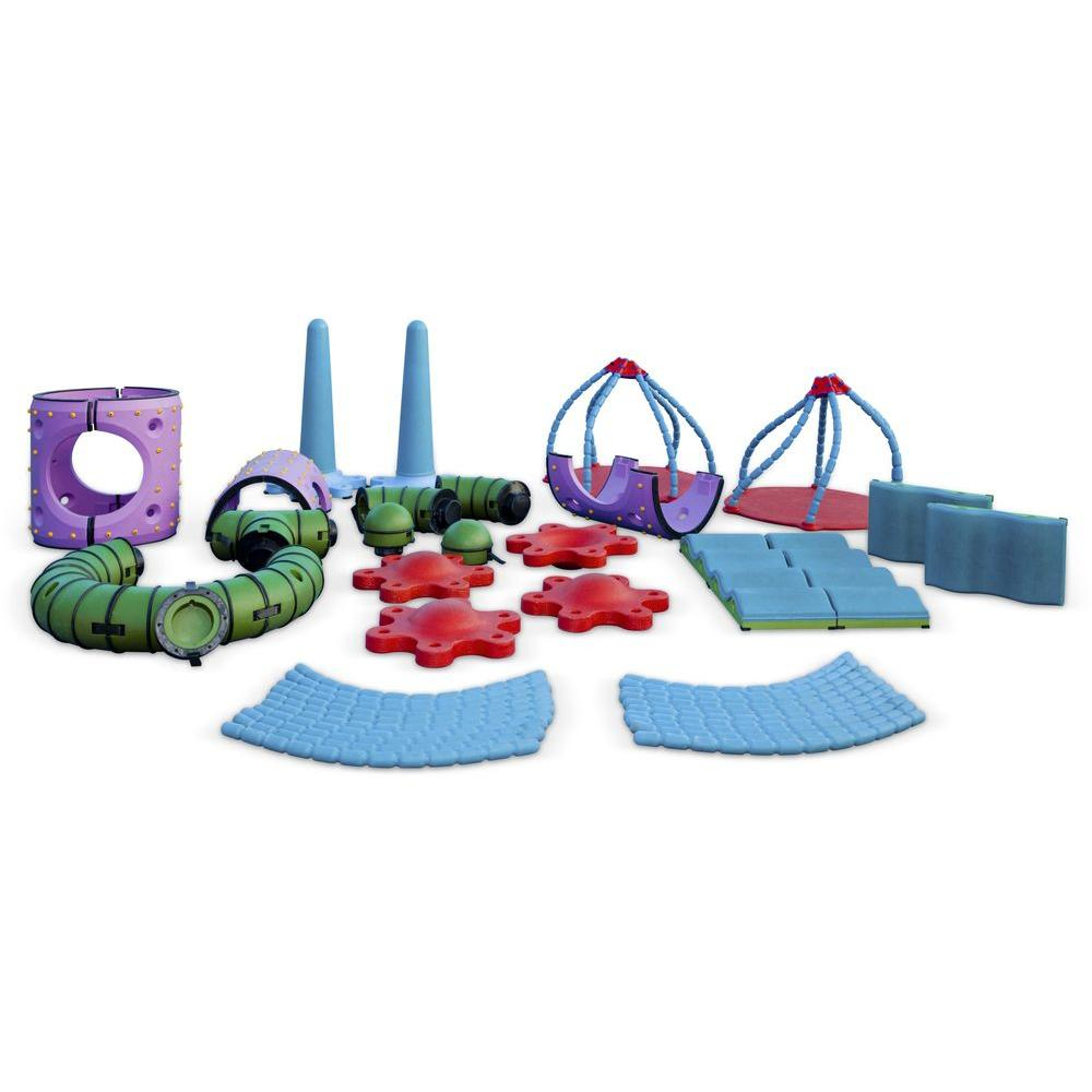 Ultra Play Snug Play USA Commercial Playground Max Kit