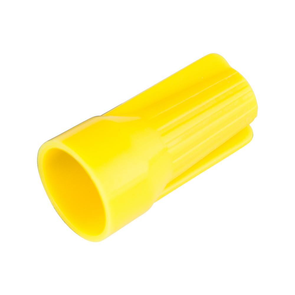 Uni-Lok Wire Connector Yellow 25-Pack (Case of 10)