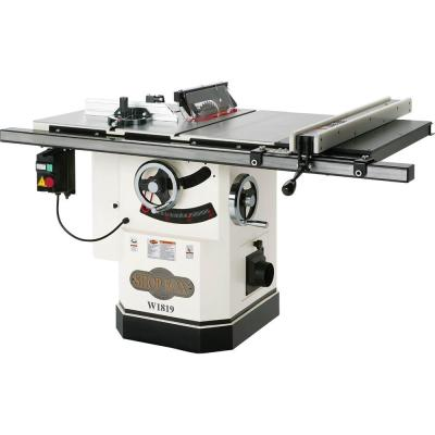 10 in. 3 HP Cabinet Table Saw with Riving Knife