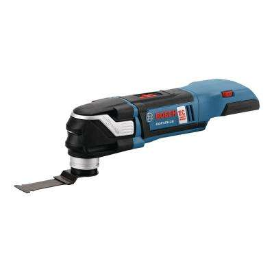 18-Volt Lithium-Ion Cordless StarlockPlus Oscillating Multi-Tool (Tool-Only)