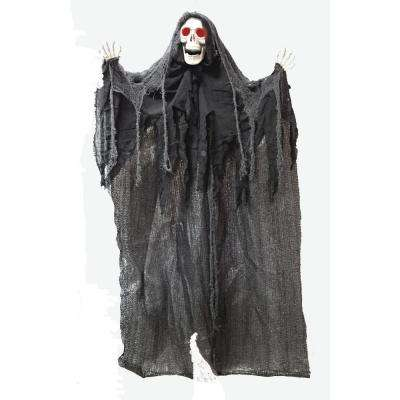 63 in. Halloween Sonic Light Up Reaper
