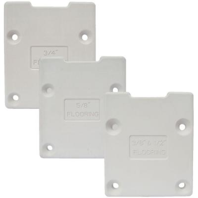 Flooring Nailer Base Plate Replacement Kit (3-Pack)