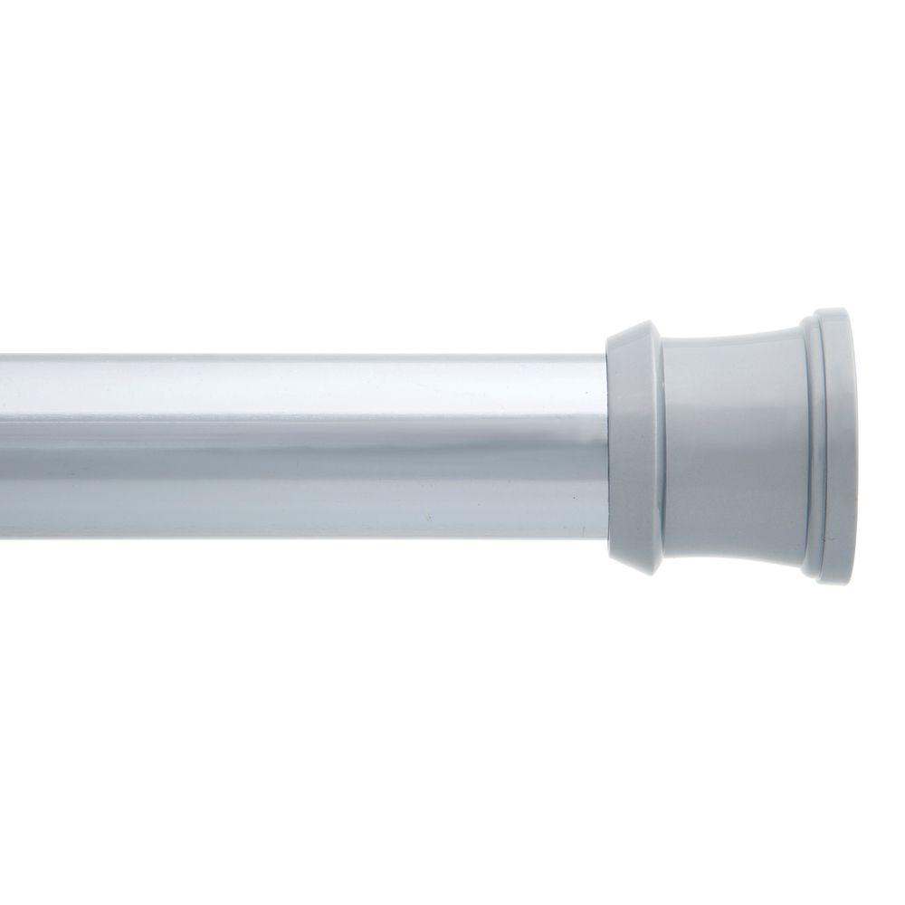 Steel Camlock Shower Bar In Chrome
