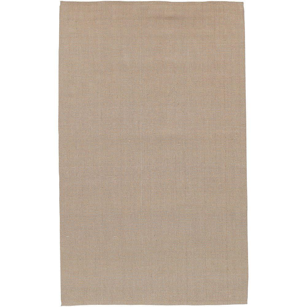 Artistic Weavers Harbour Brown 8 ft. x 10 ft. 6 in. Area Rug