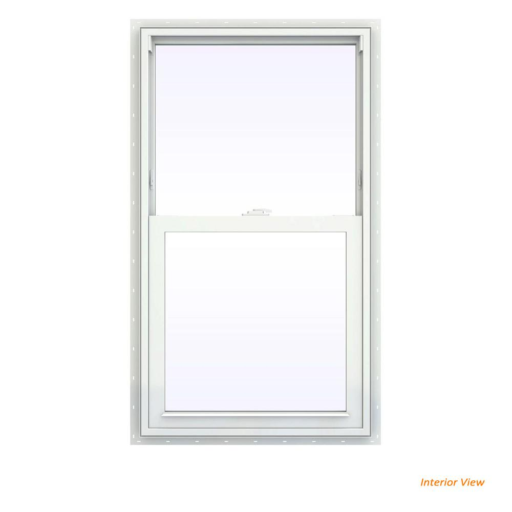 Jeld Wen 23 5 In X 47 5 In A 200 Series White Painted