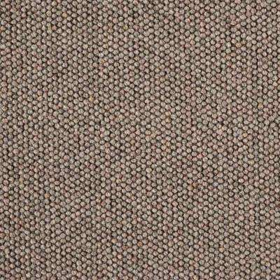 Four Square - Color Driftwood Loop 13 ft. 2 in. Carpet
