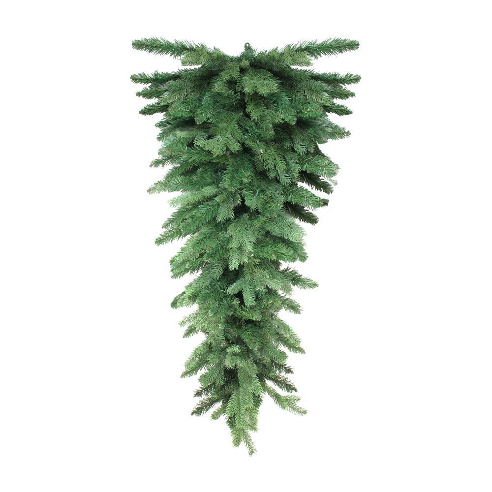 54 in. Unlit Mixed Pine Artificial Christmas Teardrop Swag