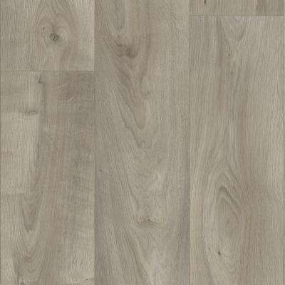 Take Home Sample - French Oak Grey Vinyl Sheet - 6 in. x 9 in.
