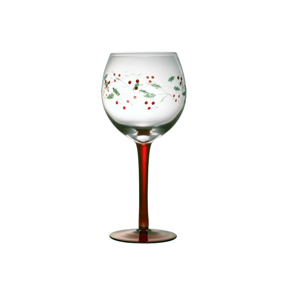 Set of 4 Wine Goblets