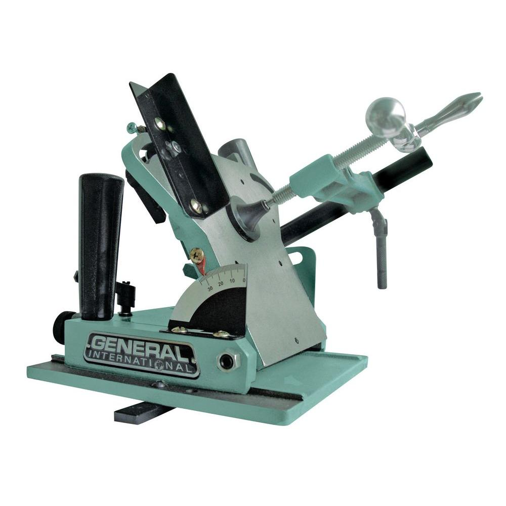 General International Tenoning Jig for Table Saw