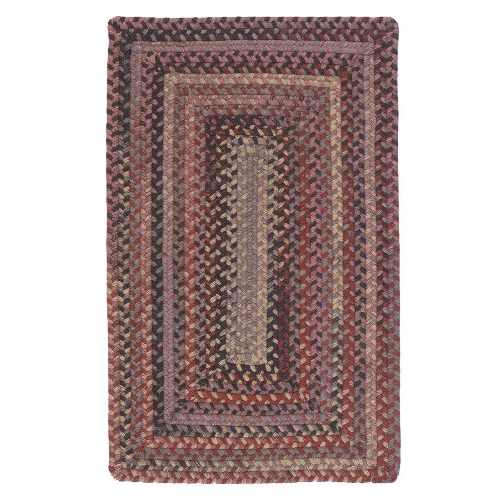 Home Decorators Collection Cabin Stone Harbor 7 ft. x 9 ft. Rectangle Braided Area Rug