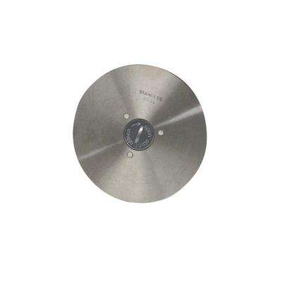 Non-serrated Blade for Model 609,610,615 Food Slicer