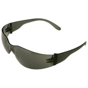 ERB 2.5 Power Iprotect Readers Bifocal Eye Protection, Clear Temple and Gray Lens by ERB