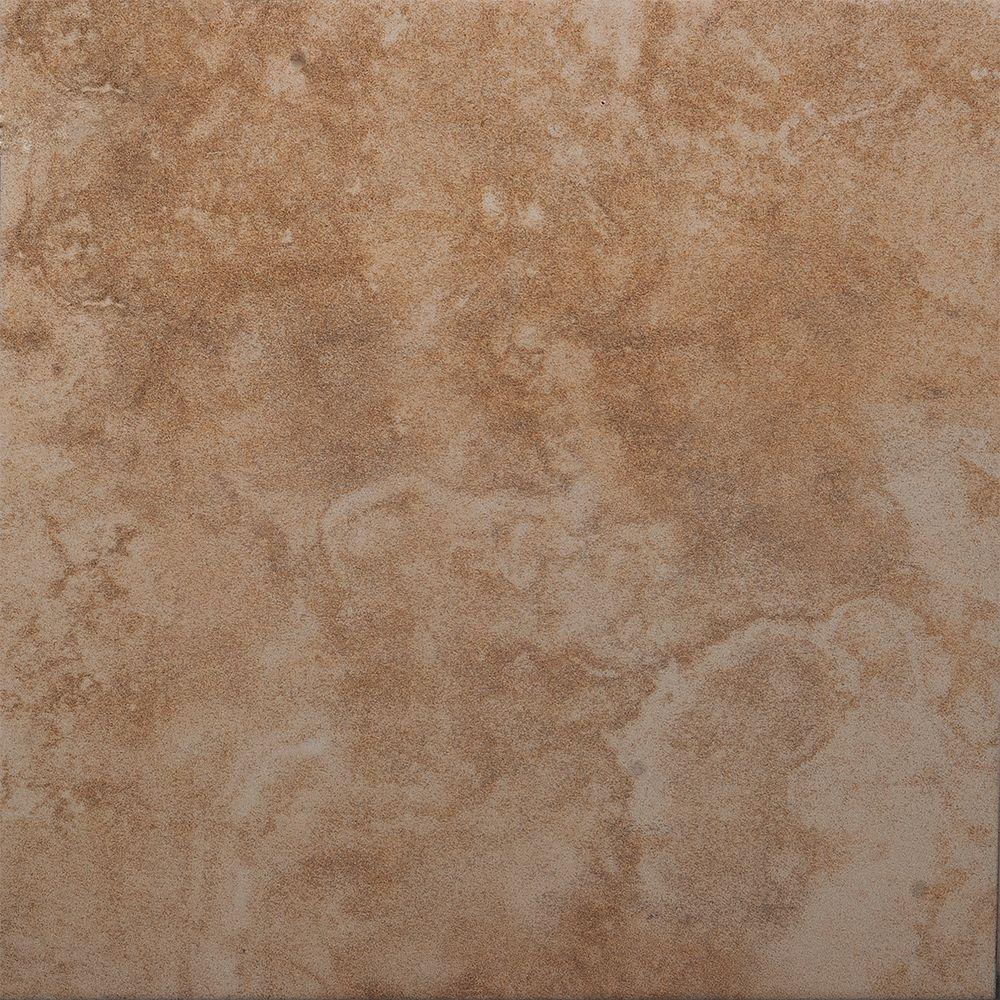 Carolina Beige 12 In X 12 In Ceramic Floor And Wall Tile 2099 Sq
