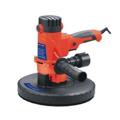 1200-Watts Hand Held Adjustable Speed ETL Drywall Sander Paint Remover with Vacuum