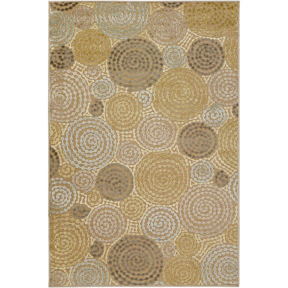Artistic Weavers Gering Tan 2 ft. 2 in. x 3 ft. Area Rug