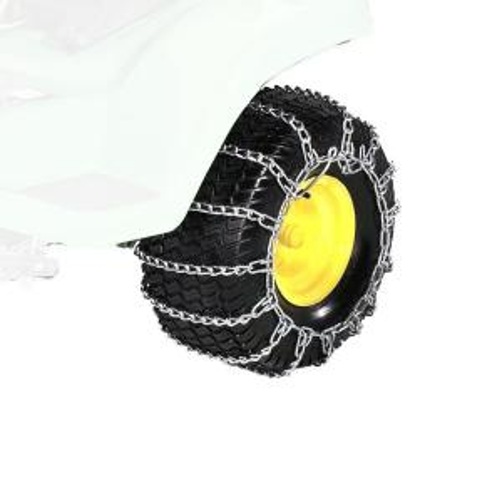 John Deere Tire Chains for D100, D105, D110, D120, D125 by John Deere