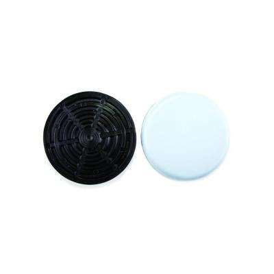 4 in. Round Magic Sliders (4-Pack)