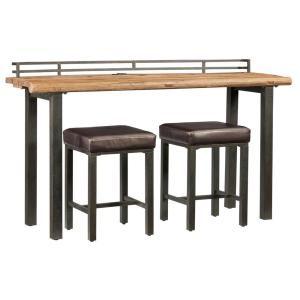 Magnificent Harris 25 In Rustic Black Metal Counter Stool Pdpeps Interior Chair Design Pdpepsorg
