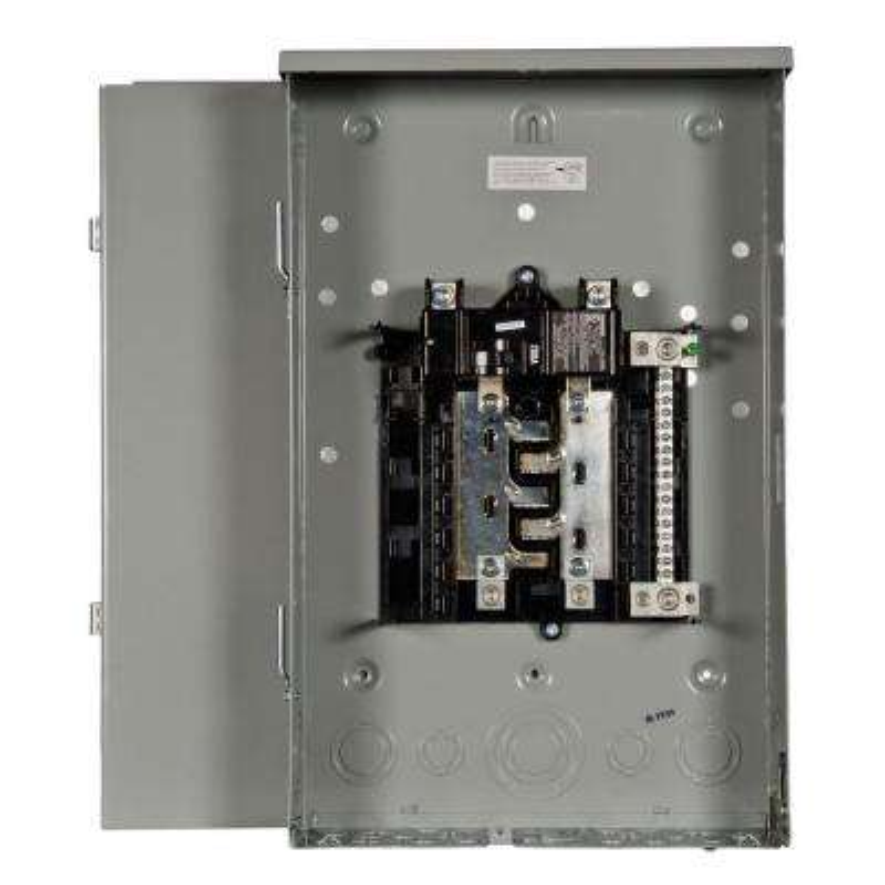 ES Series 200 Amp 8-Space 16-Circuit Main Breaker Outdoor Trailer Panel Load Center