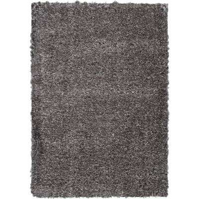 Ultra Plush 9 X 12 Charcoal Grey Area Rug