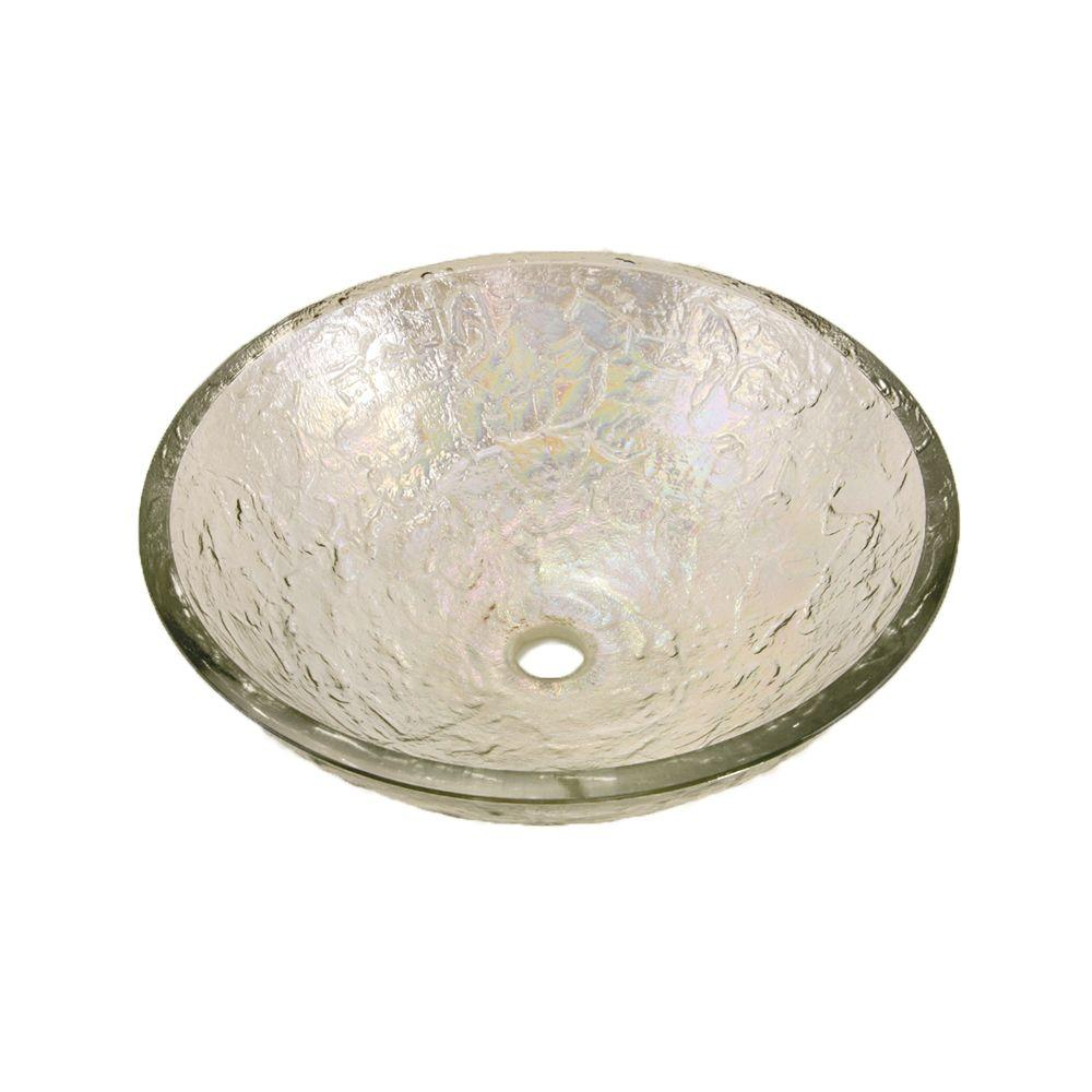 Jsg Oceana Vessel Sink In Crystal Reflections 005 005 300