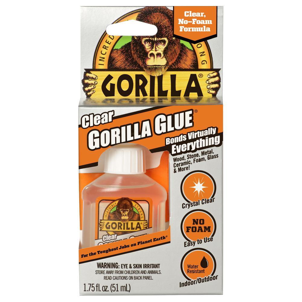1.75 oz. Clear Gorilla Glue (16-pack)