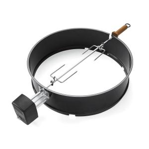 Weber Electric Rotisserie for One-Touch Kettle Charcoal Grill by Weber