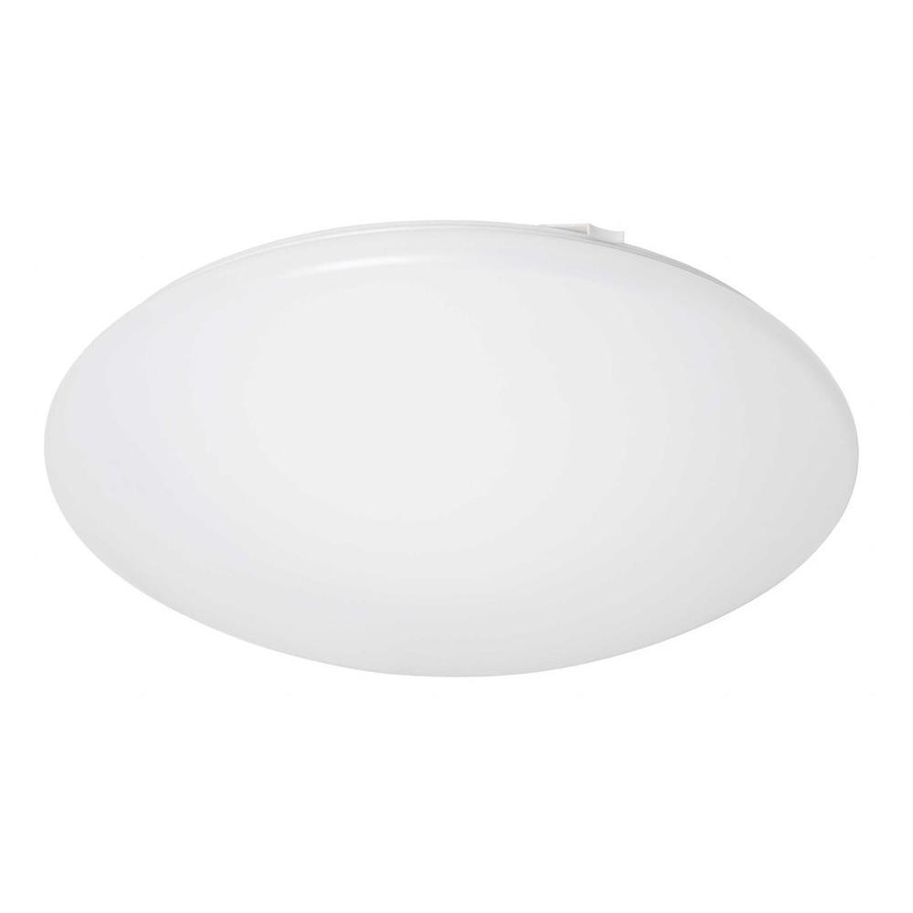 Eti 12 in. Daylight LED Round Flushmount