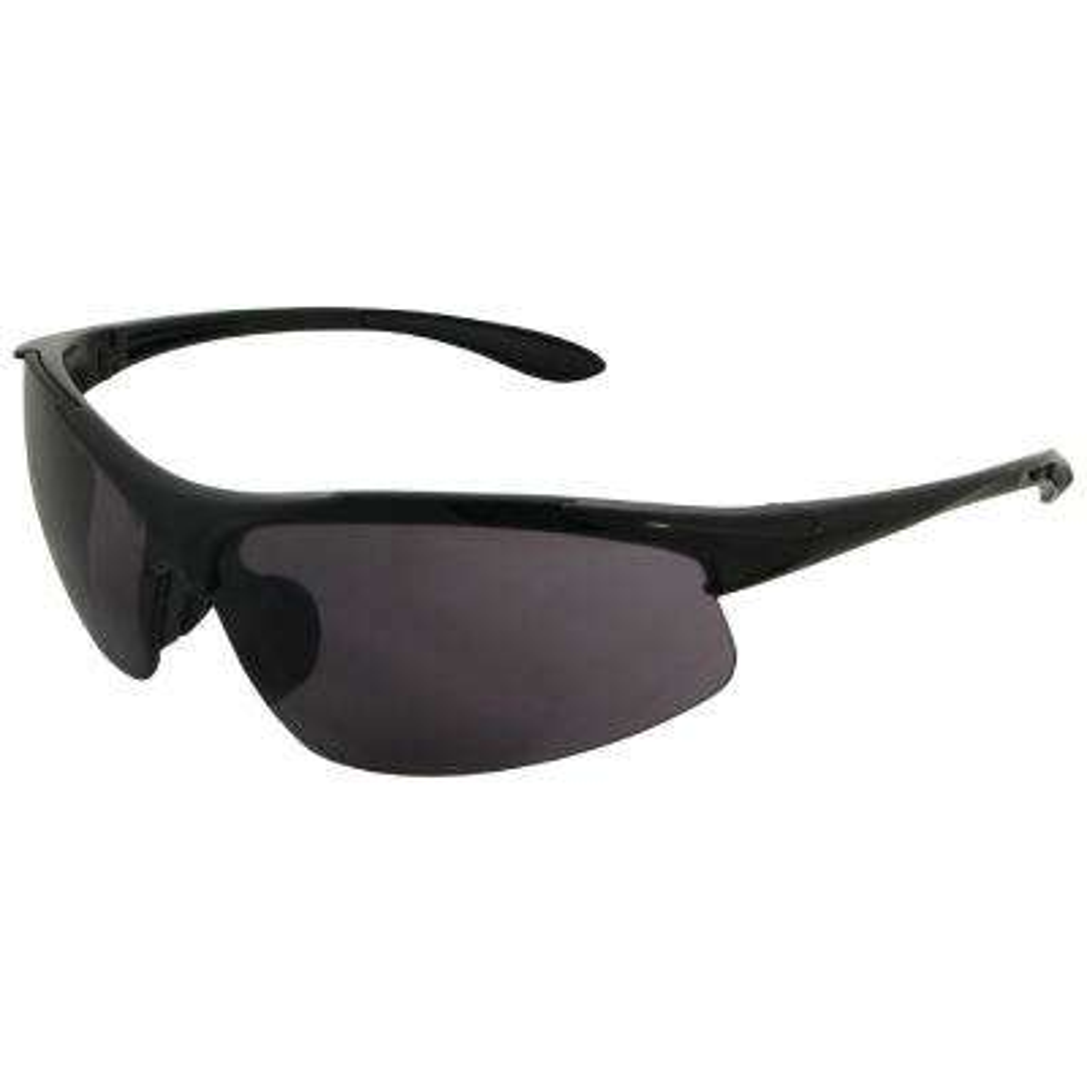 Commandos Eye Protection Black Frame/Gray Lens