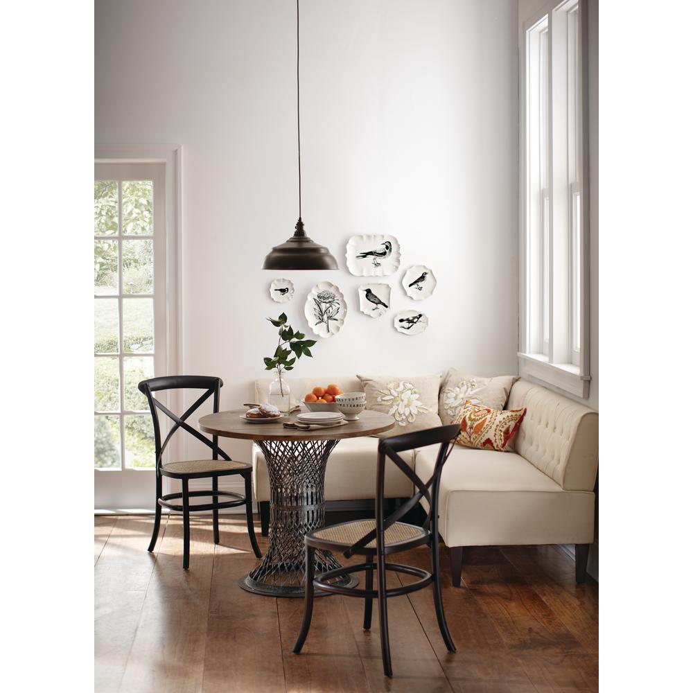 5 Home Decorators Collection Easton Beige Linen Breakfast Nook