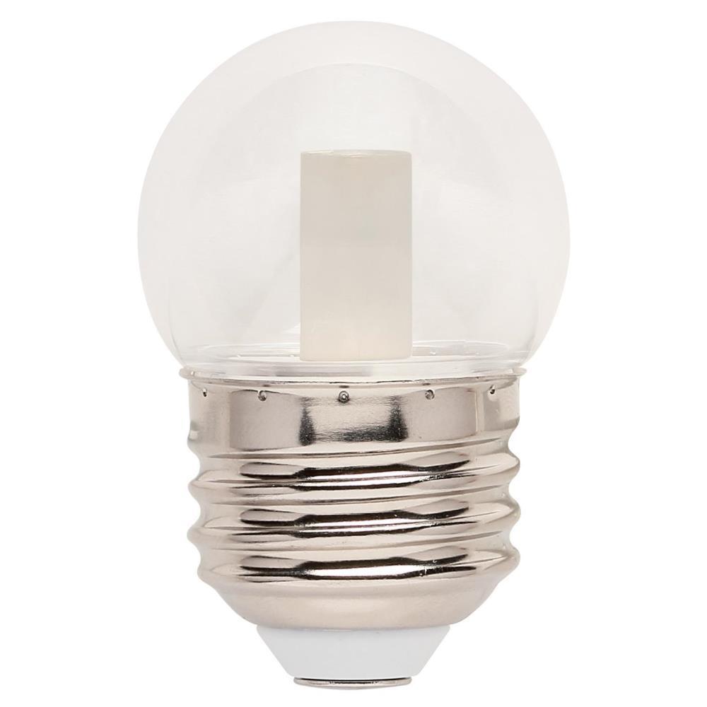 7-1/2-Watt Equivalent Clear S11 LED Light Bulb
