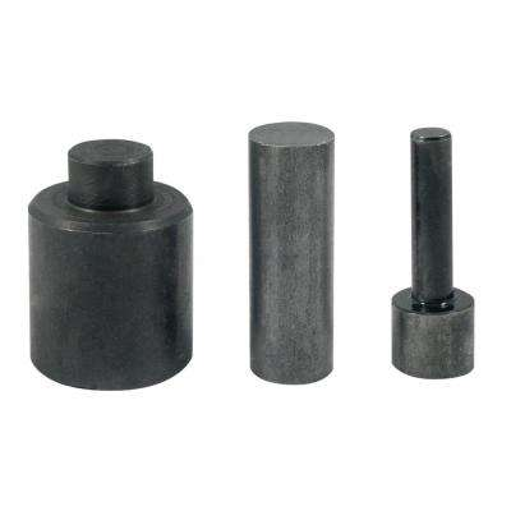 3-Piece Press Punch Kit