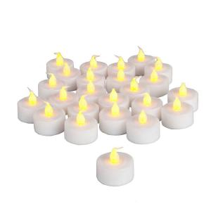 Battery Operated Tea-Light Candle (48-Piece) by