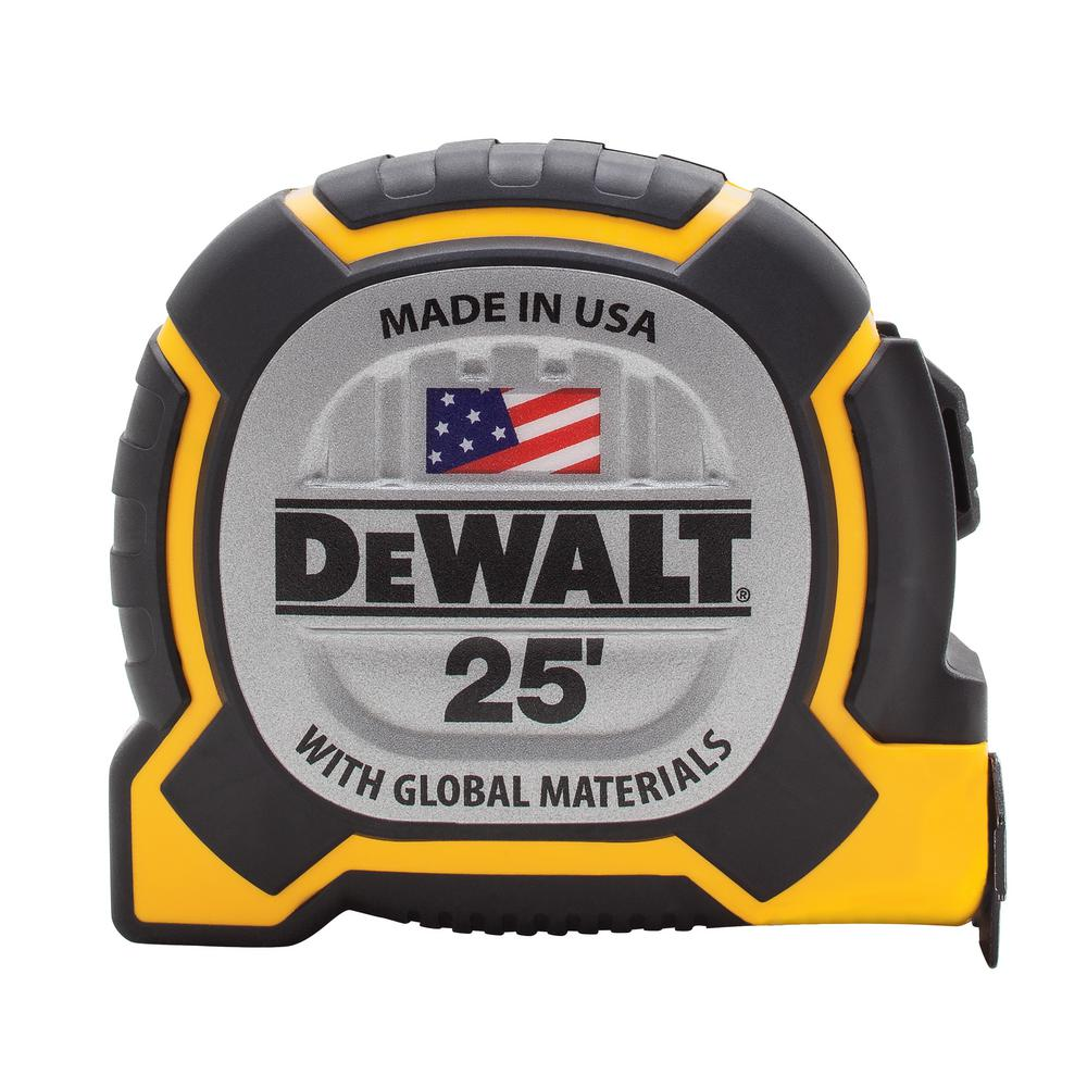 DEWALT 25 ft. XP Premium Tape Measure