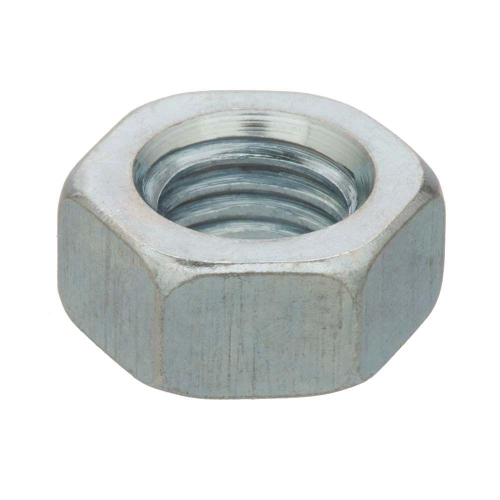 1/2 in. Zinc Grade 5 Hex Nut