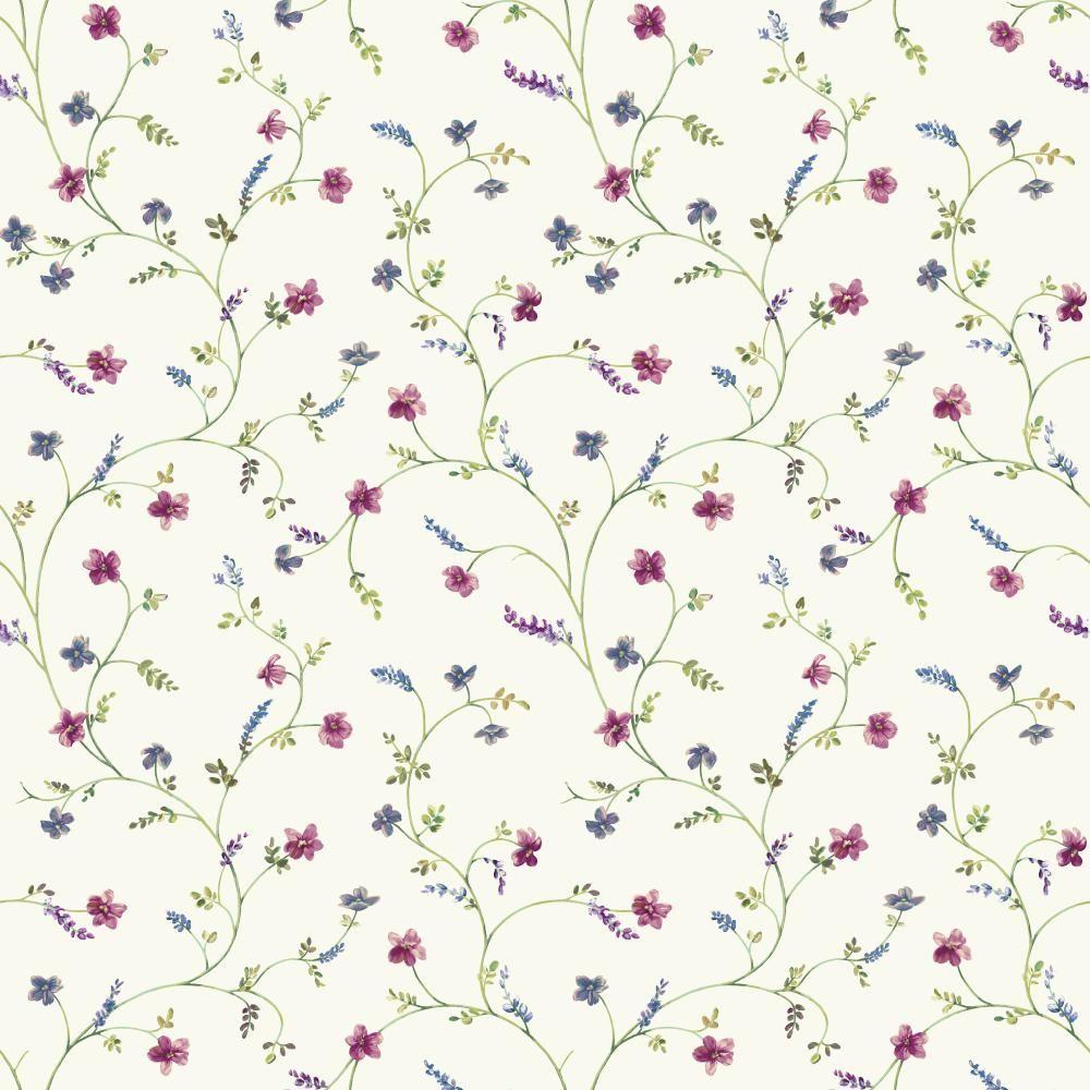York Wallcoverings Butterfly Garden Wallpaper Ys9217 The