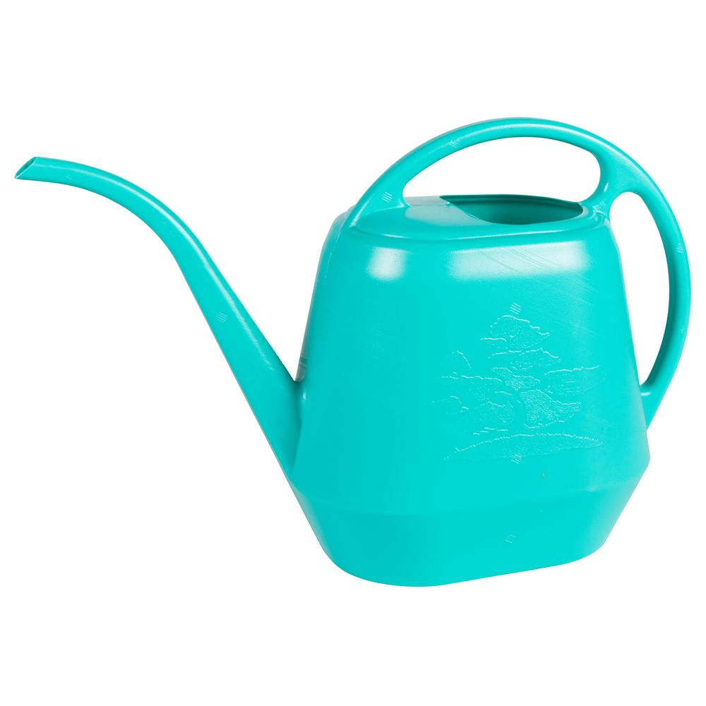 Green Watering Can Home Depot